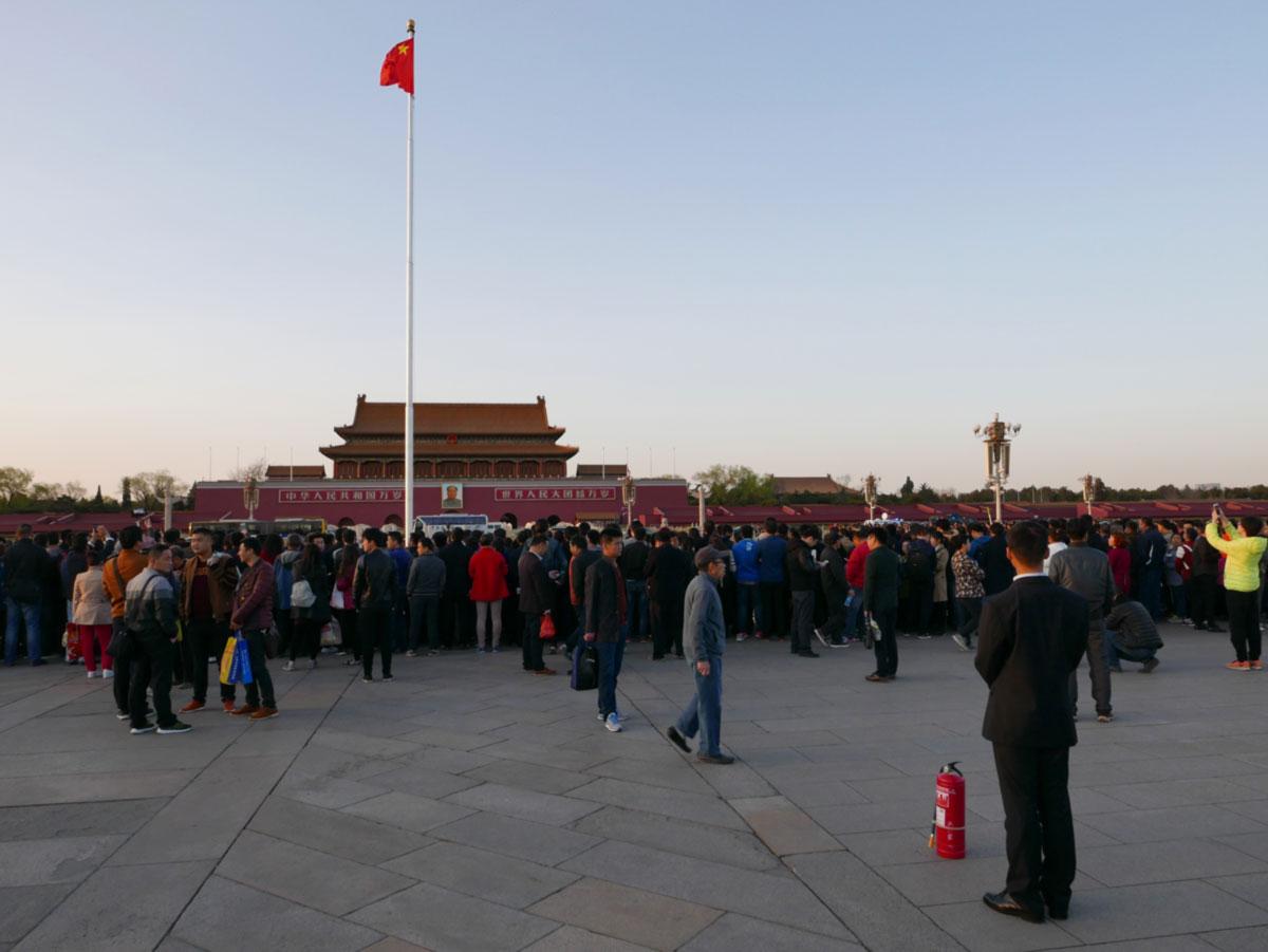 Tianamen-Platz