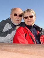 Helga und Arnold Walter
