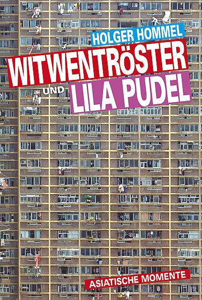 Witwentröster und lila Pudel