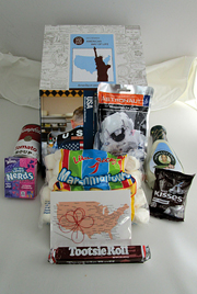 Geschenkbox American Way of Life