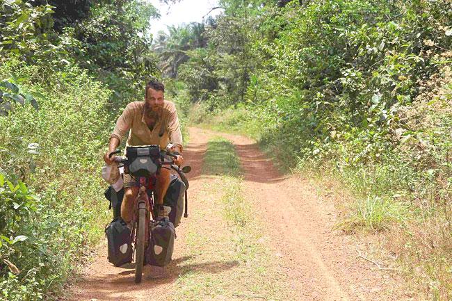 Im Dschungel von Liberia