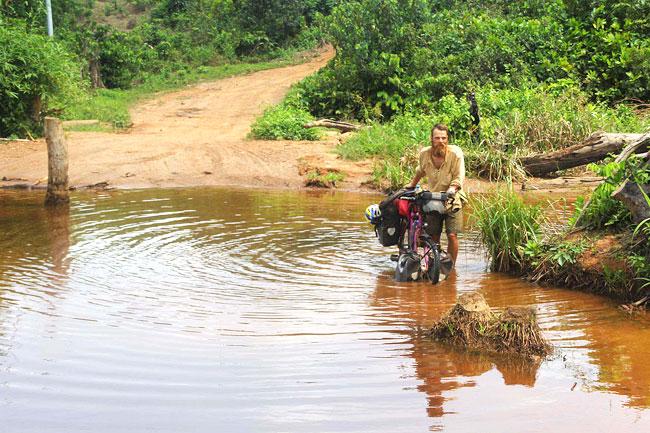 Regenzeit: Wenn es in Afrika regnet, dann richtig