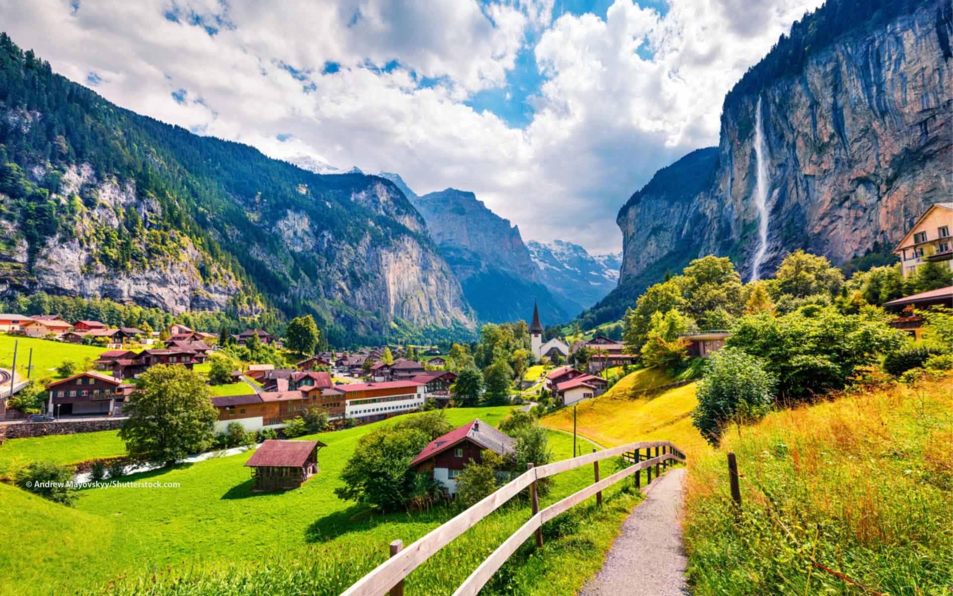 56 allerletzte Destinationen in Deutschland, Österreich und der Schweiz