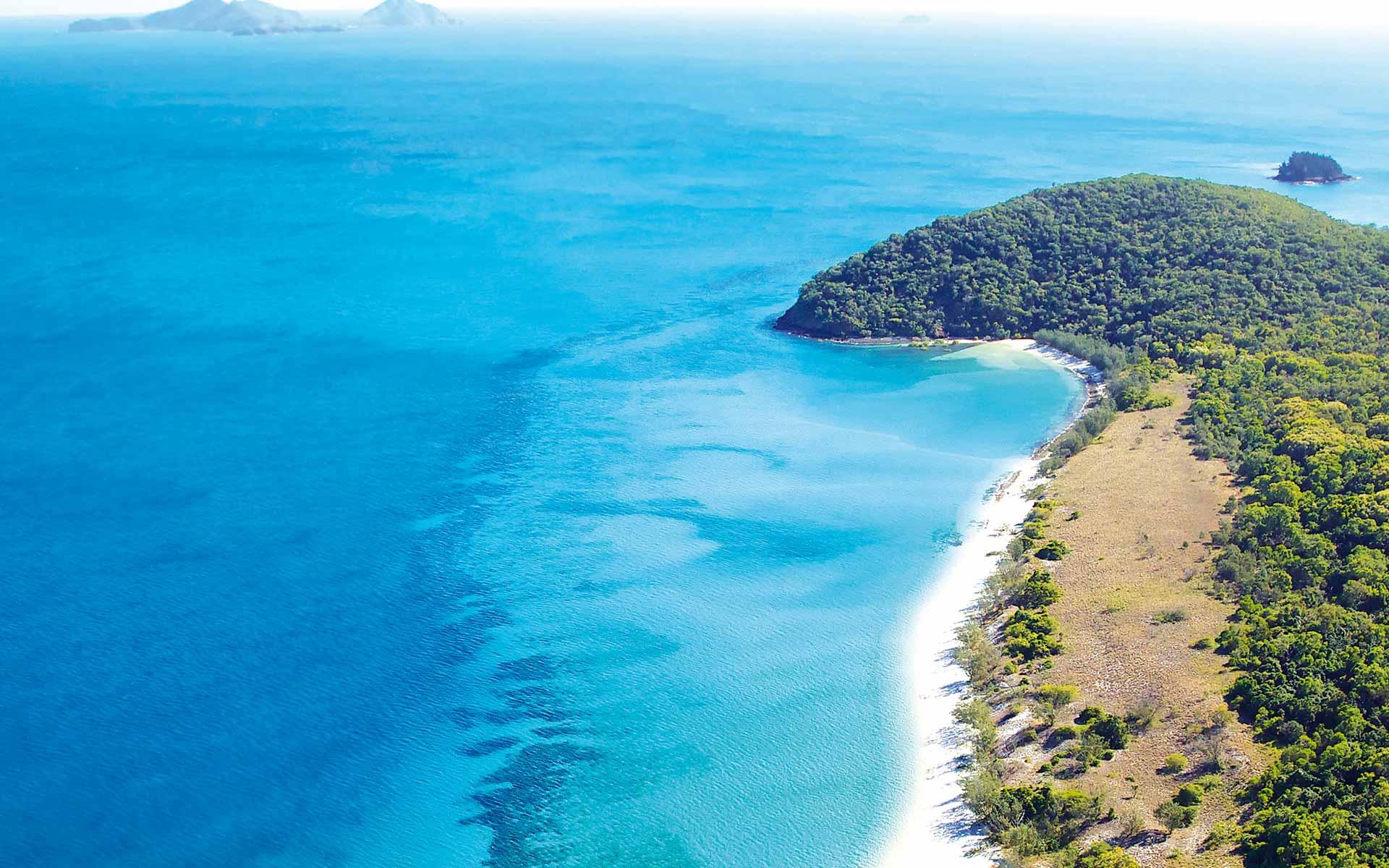 Die schönste Route Australiens von Cairns über Brisbane nach Sydney