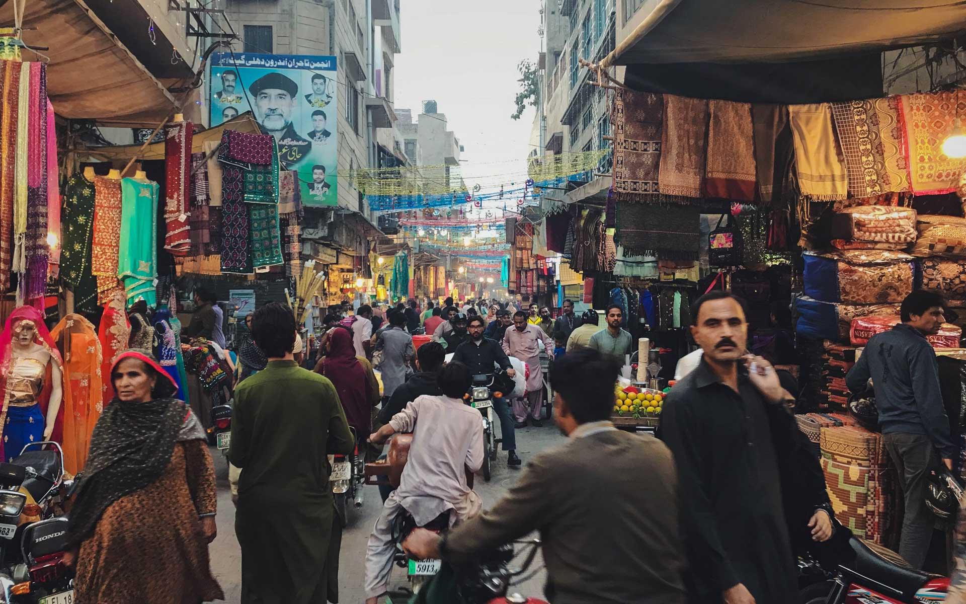 die faszinierenden Seiten Pakistans.