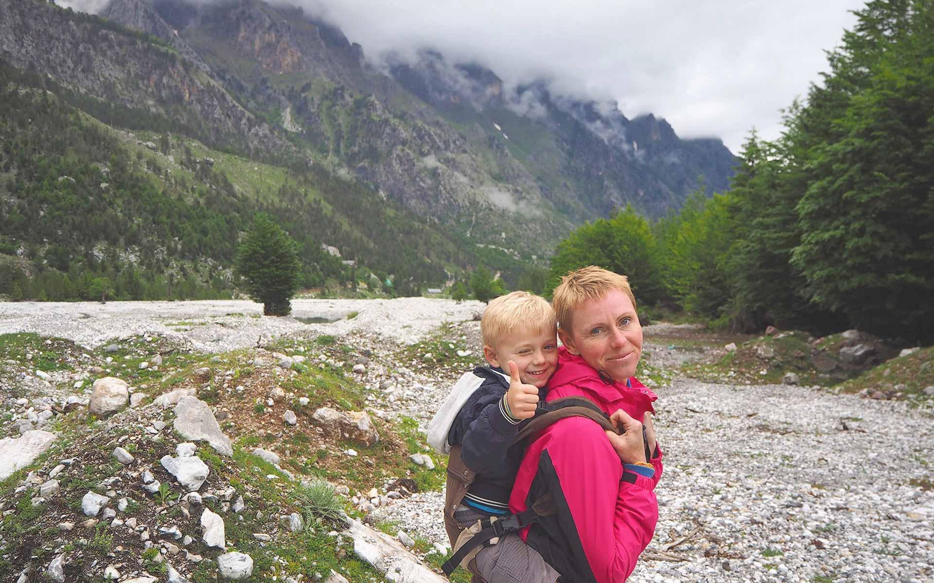Alles, was Sie über das Reisen mit Kindern wissen sollten